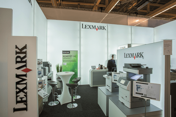 Lexmark Lagermanagement mit myWWM
