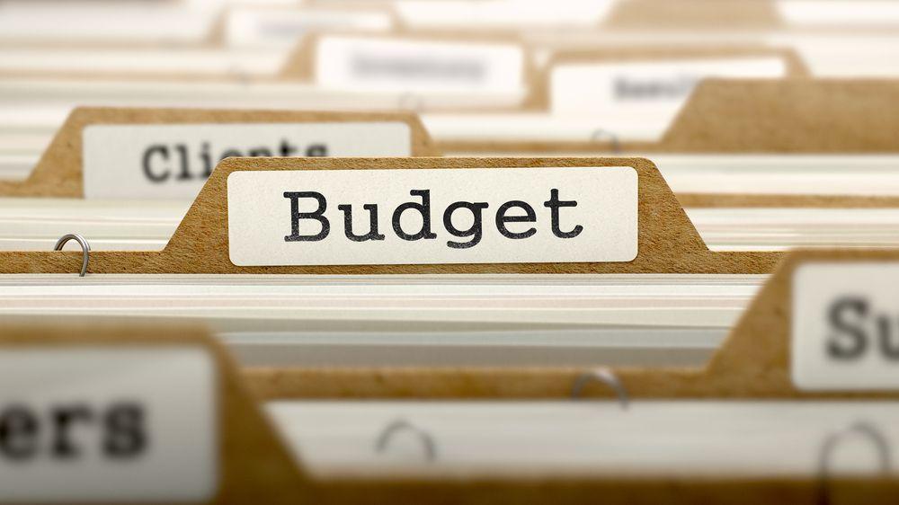 Messebudget planen und einteilen