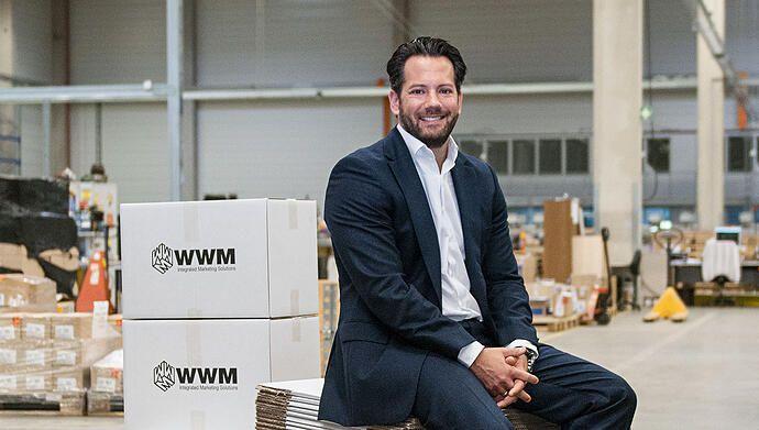 WWM CEO Dr. Christian Coppeneur-Gülz Interview - Event-Management für digitale Transformer