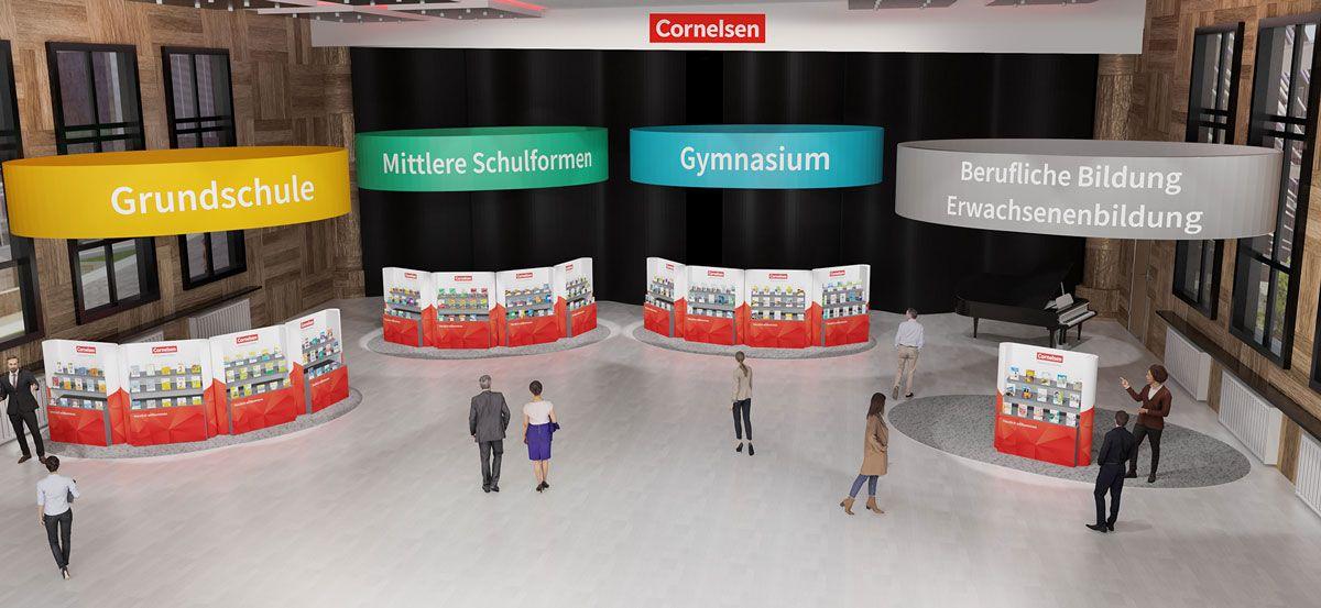 Virtuelle Ausstellung von Cornelsen