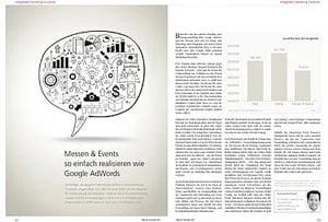 Messen & Evenzs so einfach planen wie mit Google Adwords