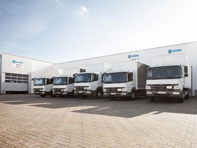 Logistik- und Montageservice
