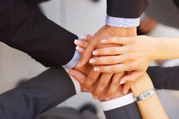 Messeservice beim Sales Support: Auf-und Abbauservice