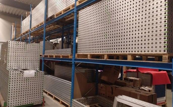 Mobile Messesysteme  Aluminiumrahmen