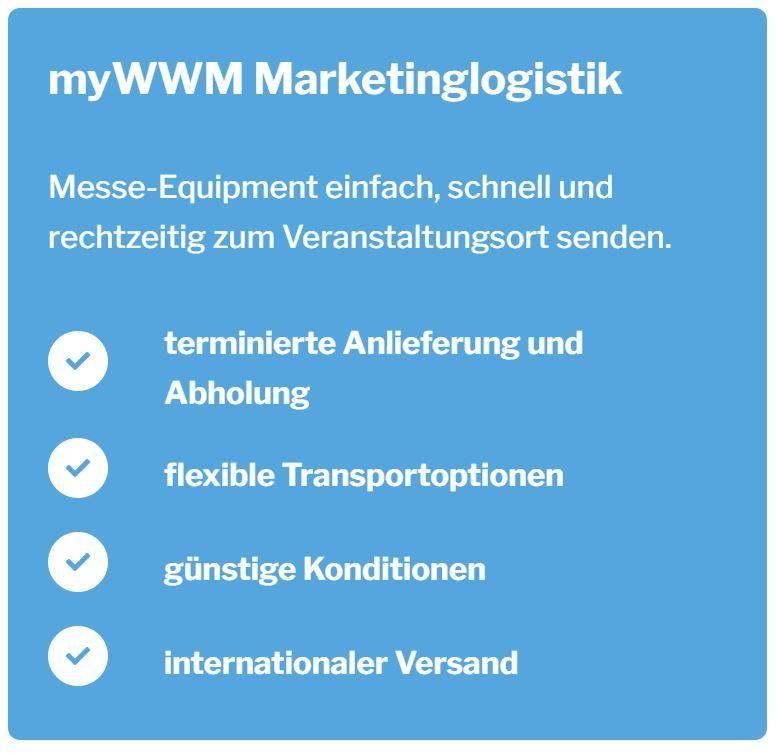 myWWM Marketinglogistik