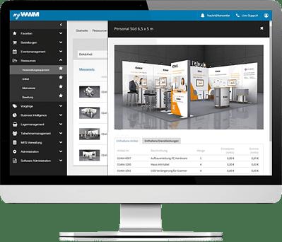 myWWM Event-Resource-Management Software