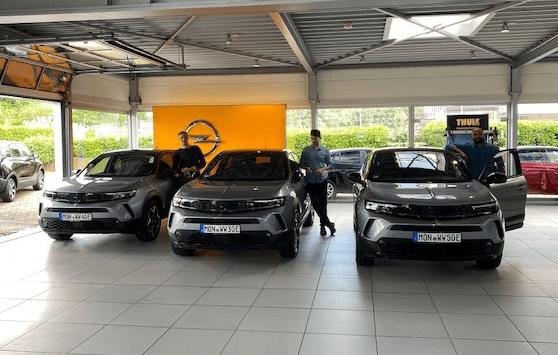 E-Autos als Firmenwagen