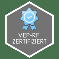 Zertifizierung virtuelle Messe