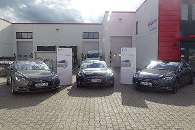 WWM meets Tesla - myWWM Workshop