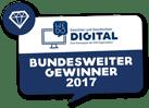 WWM ist bundesweiter Gewinner WeDoDigital 2017