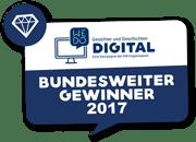 WWM bundesweiter Gewinner WeDoDigital 2017
