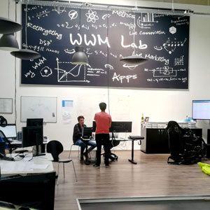 WWM Historie Gründung Entwicklungs-Lab 2016