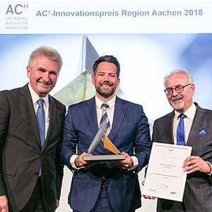WWM Pressemeldung AC2-Innovationspreis Gewinner 2018