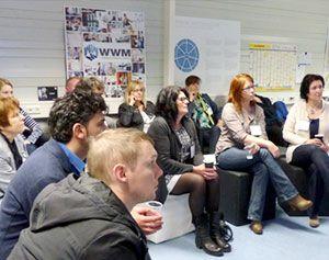 WWM Pressemeldung - Agentur für Arbeit Betriebsbesichtigung