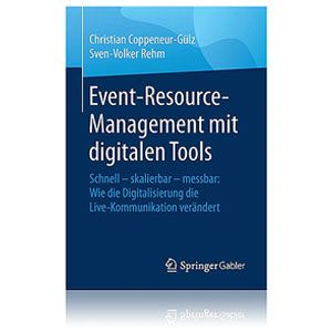 Buch - Eventmanagement mit digitalen Tools