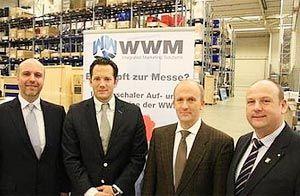 WWM Pressemeldung - Eröffnung Service Hub in Alsdorf Hoengen