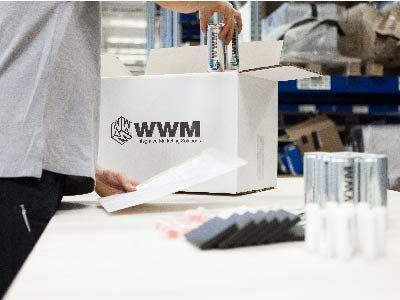 Werbemittelservice für das perfekte Werbemittelhandling mit myWWM