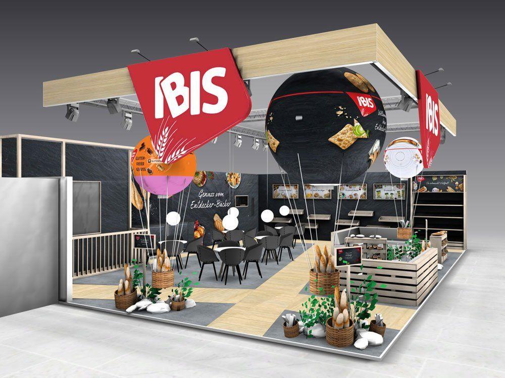 Virtueller Messestand IBIS