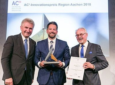WWM gewinnt Innovationspreis