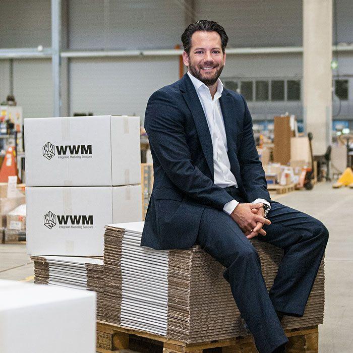 CEO Dr. Christian Coppeneur-Guelz