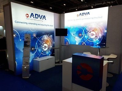 Adva Optical nutzt LEDskin® in myWWM
