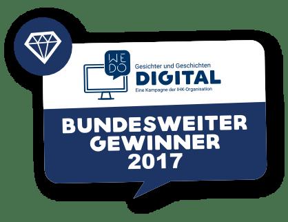 WWM ist bundesweiter Gewinner des WeDoDigital Awards der DIHK