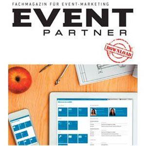 Die Cloud fürs Eventmanagement - Artikel im Event Partner